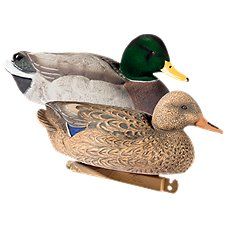 Tanglefree Flight Series Flocked Mallard Duck Decoys