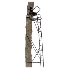 Big Game Treestands The Alpine Ladder Stand