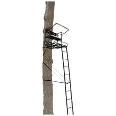 Big Game Treestands The Duo 2-Person Ladder Stand