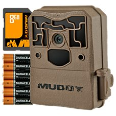 Muddy Pro-Cam 10 Digital Game Camera Bundle