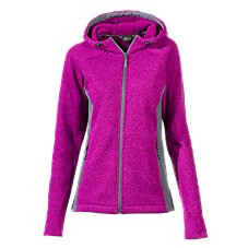 Natural Reflections Sweater Fleece Jacket for Ladies