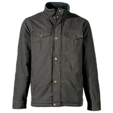 RedHead Sherpa-Lined Canvas Jacket for Men