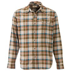 Ascend Altimeter Flannel Shirt for Men
