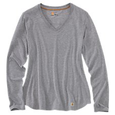 Carhartt Force Performance V-Neck T-Shirt for Ladies