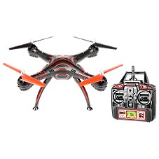 World Tech Toys Wraith Remote Control Camera Spy Drone