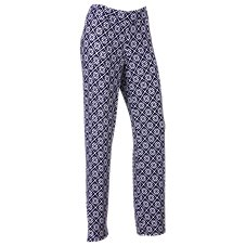 Natural Reflections Knit Lounge Pants for Ladies