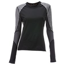SHE Outdoor 2.0 Crew Neck Base Layer Top for Ladies