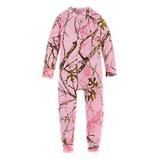 Bass Pro Shops Camo Union Suit for Toddlers