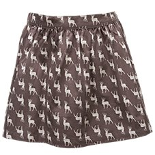 Bass Pro Shops Deer A-Line Skirt for Toddlers or Girls
