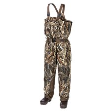 RedHead Big Cypress Insulated Breathable Boot-Foot Waders for Men