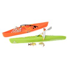 Bass Pro Shops White Water Fishing Adventure Boat Play Set for Kids