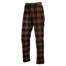 RedHead Buffalo Plaid Microfleece Lounge Pants for Men