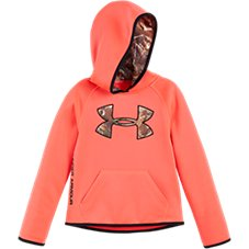Under Armour Realtree Logo Hoodie for Toddlers or Kids