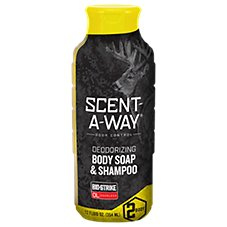 Scent-A-Way Bio-Strike Body Wash and Shampoo