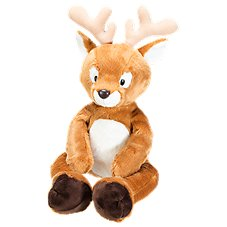 Bass Pro Shops Deer Buck Beanstalk Plush Stuffed Animal Toy by Aurora