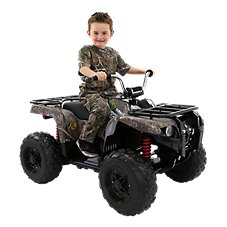 Yamaha Bass Pro Shops 12V TrueTimber Grizzly for Kids