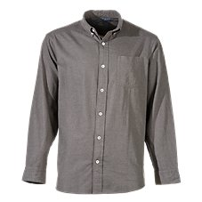 Bob Timberlake Solid Heather Twill Shirt for Men