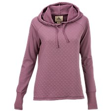 Ascend Quilted Hoodie for Ladies