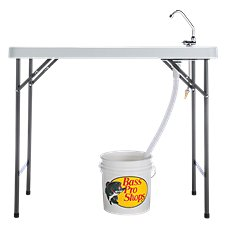 Bass Pro Shops Folding Processing Table