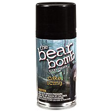Buck Bomb The Bear Bomb Cake Icing Scent Fogger