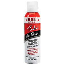 Tink's Trophy Buck Hot Shot Deer Attractant Spray
