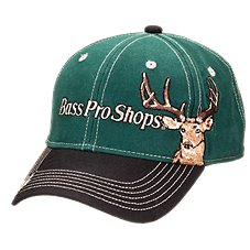 Bass Pro Shops Billboard Deer Canada Cap