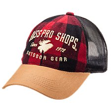 Bass Pro Shops Canada Buffalo Plaid Cap