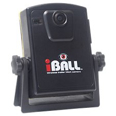 iBall 5.8GHz Wireless Trailer Hitch Camera