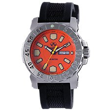Reactor Meltdown 2 Sports Watch for Men with Gryphon Strap
