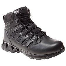 Reebok ZigKick Tactical 6'' Waterproof Side-Zip Tactical Boots for Men