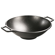 Lodge Cast Iron Wok