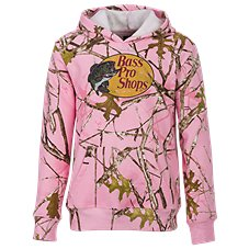 Bass Pro Shops TrueTimber Camo Hoodie for Kids