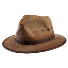 Orvis Oilcloth Outback Hat for Men