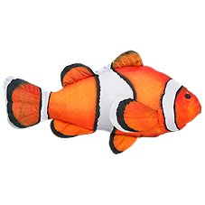 Bass Pro Shops Giant Stuffed Clownfish Pillow