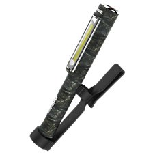 iProtec Pocket Light XL Camo Flashlight