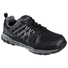 Reebok Sublite Work Dual Resistor Steel Toe Work Shoes for Men