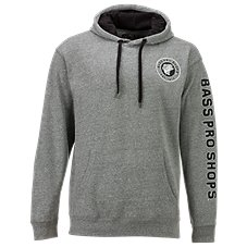 Bass Pro Shops Athletic Heather Hoodie for Men