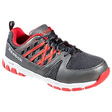 Reebok Sublite Work Steel Toe Work Shoes for Men