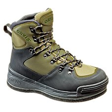 Orvis Clearwater Felt Sole Wading Boots for Men