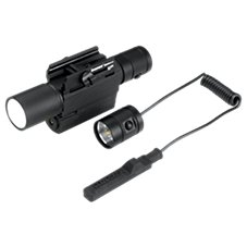 iPROTEC RM400LSG Rail-Mount Light and Laser Sight Combo