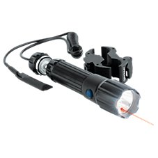 iPROTEC LG110LR Barrel-Mount Light and Laser Sight Combo