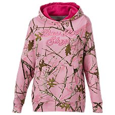 Bass Pro Shops TrueTimber Camo Hoodie for Ladies