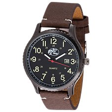 Bass Pro Shops Outdoorsman Brown Watch for Men