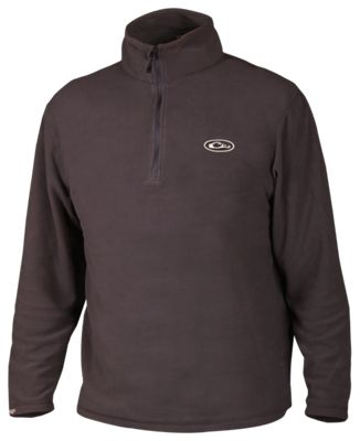Drake Waterfowl Camp Fleece Pullover for Men | Bass Pro Shops