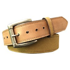 RedHead Crazy Horse Leather Belt for Men
