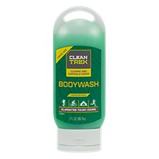 Clean Trek Odor Control Body Wash
