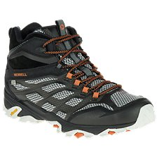 Merrell Moab FST Mid Waterproof Hiking Shoes for Men