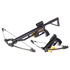 Bass Pro Shops NXT Generation Tactical Crossbow and Compact Crossbow Pistol Combo for Kids