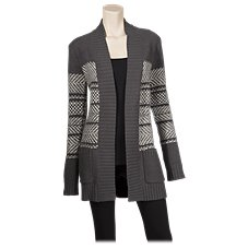 Bob Timberlake Sierra Nevada Cardigan Sweater for Ladies
