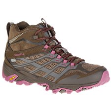 Merrell Moab FST Mid Waterproof Hiking Shoes for Ladies